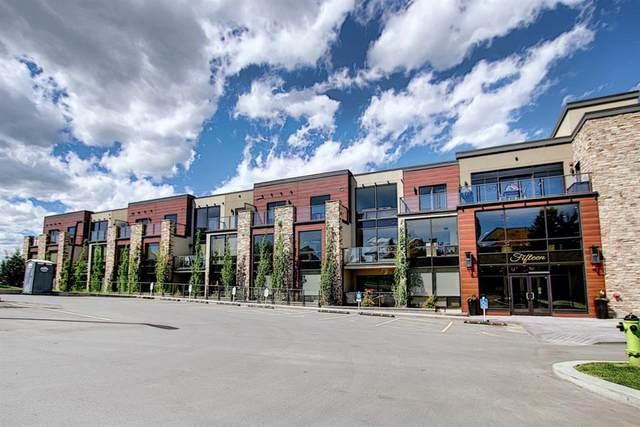 15 Cougar Ridge Landing SW #317, Calgary, AB T3H 6C3 (#A1121388) :: Western Elite Real Estate Group