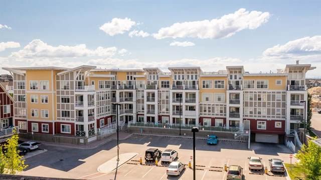 402 Marquis Lane SE #305, Calgary, AB T3M 2G7 (#A1121396) :: Calgary Homefinders