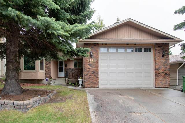 5563 Dalhart Hill NW, Calgary, AB T3A 1S8 (#A1121403) :: Calgary Homefinders