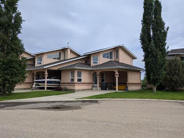 8 Harbour Town Crescent, Sylvan Lake, AB T4S 1Y1 (#A1121419) :: Canmore & Banff