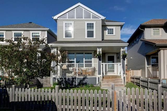 139 Copperpond Square, Calgary, AB T2Z 0Z4 (#A1121430) :: Calgary Homefinders