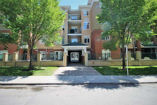 5720 2 Street SW #410, Calgary, AB T2H 3B3 (#A1121433) :: Calgary Homefinders