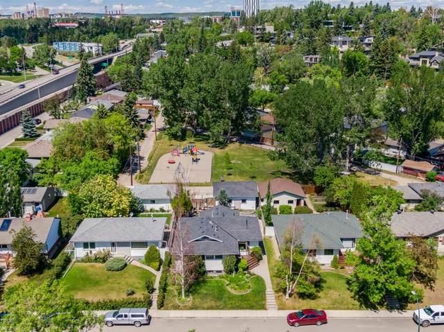 2408 9 Avenue NW, Calgary, AB T2N 1E7 (#A1121465) :: Calgary Homefinders