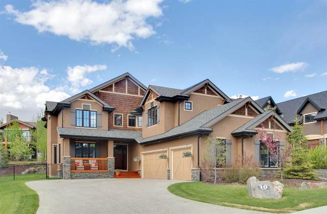 10 Spring Valley Place SW, Calgary, AB T3H 4V1 (#A1121483) :: Calgary Homefinders