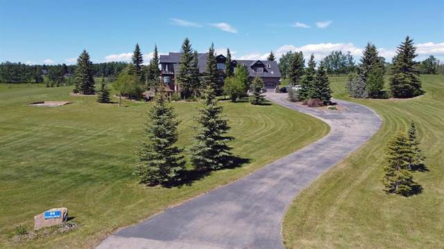 54 Ranchers Hill Road, Rural Foothills County, AB  (#A1121496) :: Greater Calgary Real Estate