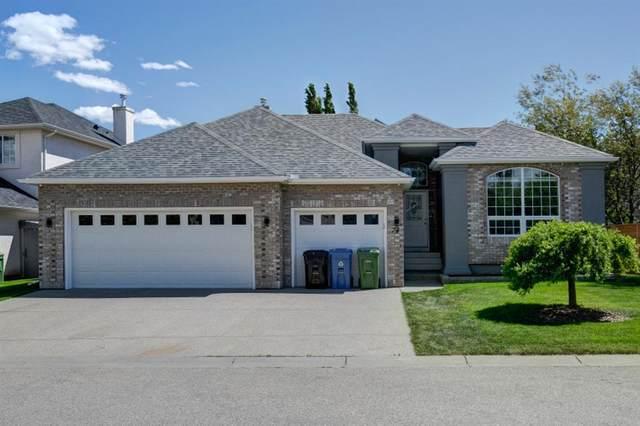 74 Strathridge Crescent SW, Calgary, AB T3H 3R9 (#A1121501) :: Calgary Homefinders