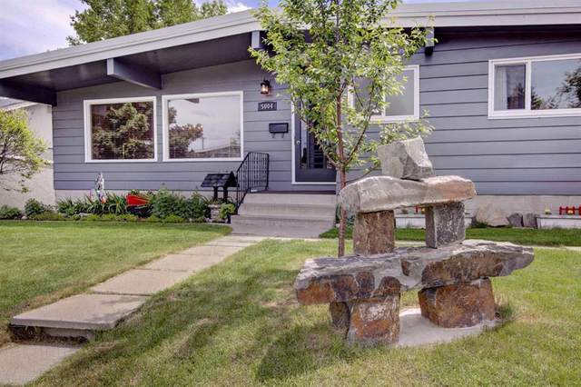 5004 Norquay Drive NW, Calgary, AB T2K 2L3 (#A1121503) :: Calgary Homefinders