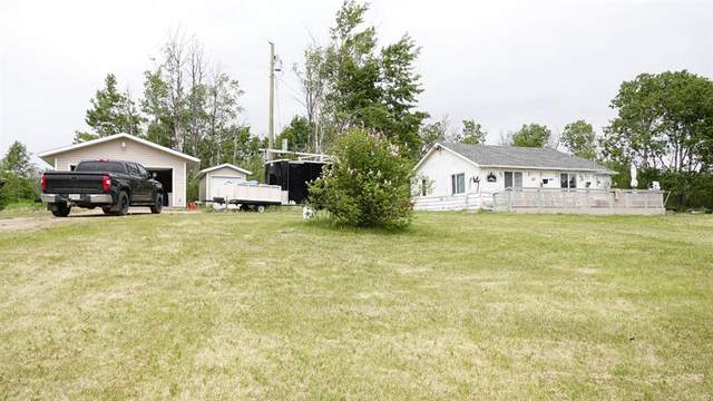 33058 744 Township, Teepee Creek, AB T0H 3C0 (#A1121527) :: Calgary Homefinders