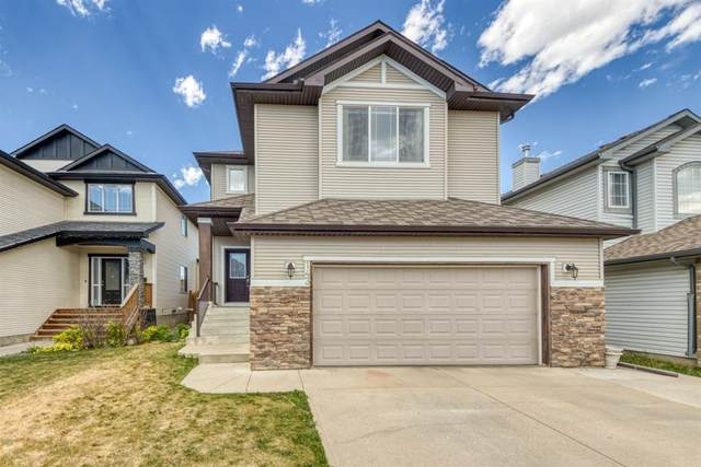 143 Evanscove Heights NW, Calgary, AB T3P 0A4 (#A1121534) :: Calgary Homefinders
