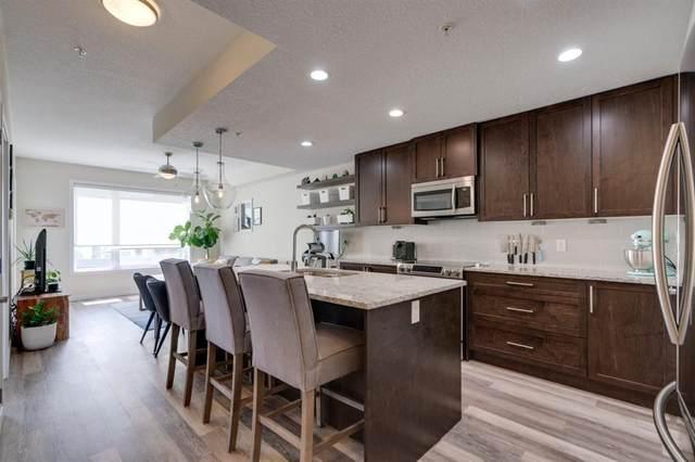 8531 8A Avenue SW #309, Calgary, AB T3H 1V4 (#A1121535) :: Calgary Homefinders