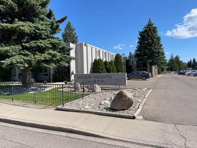 2004 13 Avenue N M101, Lethbridge, AB T1H 5B1 (#A1121546) :: Calgary Homefinders