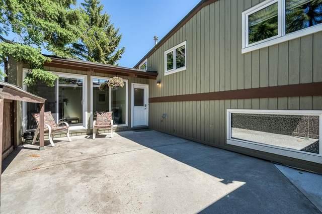 4500 39 Street NW #305, Calgary, AB T3A 0M5 (#A1121557) :: Calgary Homefinders