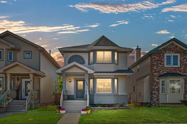 168 Chaparral Ridge Circle SE, Calgary, AB T2X 3K4 (#A1121564) :: Western Elite Real Estate Group