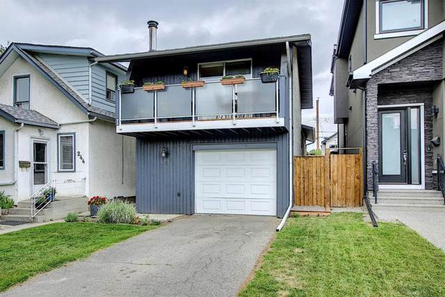 242 23 Avenue NW, Calgary, AB T2M 1S2 (#A1121571) :: Western Elite Real Estate Group