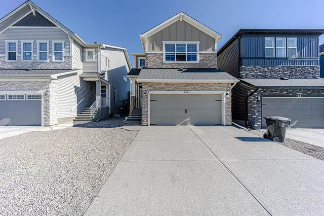 144 Nolanhurst Heights NW, Calgary, AB T3R 1S5 (#A1121573) :: Western Elite Real Estate Group