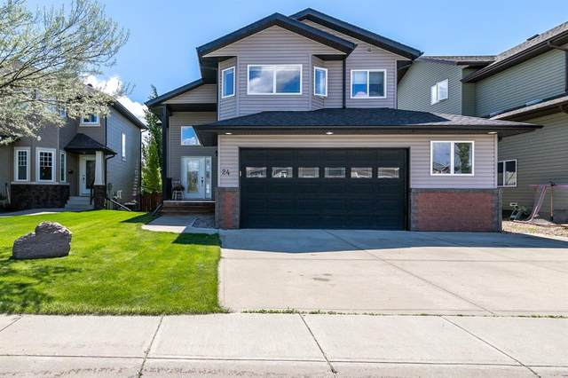 24 Oakdale Place, Red Deer, AB T4P 0E1 (#A1121575) :: Calgary Homefinders