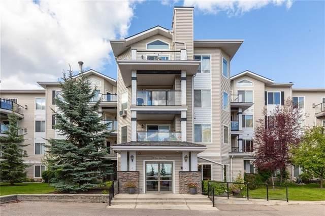345 Rocky Vista Park NW #304, Calgary, AB T3G 5K8 (#A1121579) :: Calgary Homefinders