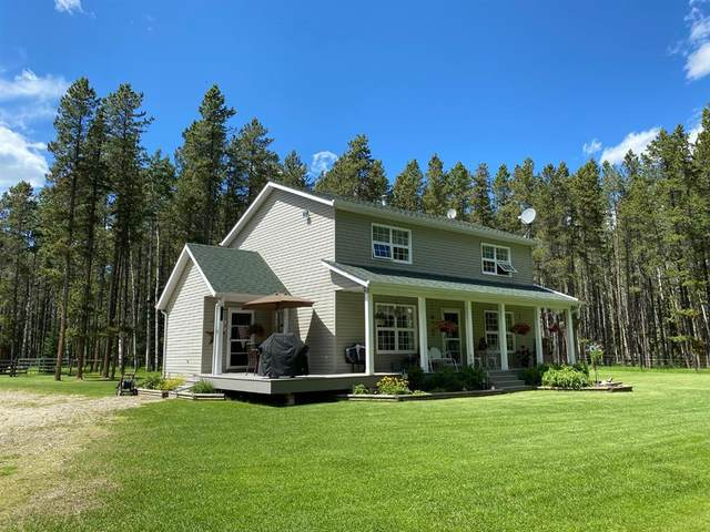 281035 Range Road 52, Rural Rocky View County, AB  (#A1121604) :: Calgary Homefinders