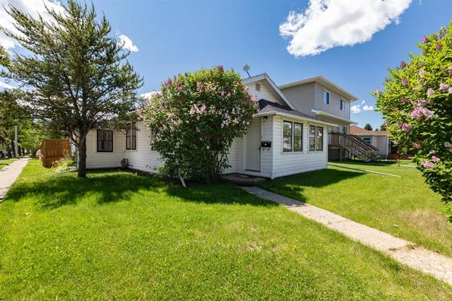 5601 50 Avenue, Camrose, AB T4V 0T6 (#A1121619) :: Canmore & Banff