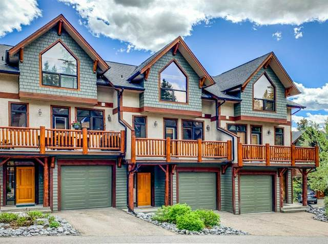 137 Wapiti Close #25, Canmore, AB T1W 3B2 (#A1121622) :: Calgary Homefinders