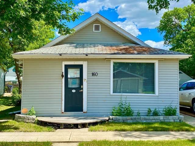 160 5 Street, Drumheller, AB T0J 0Y3 (#A1121641) :: Western Elite Real Estate Group