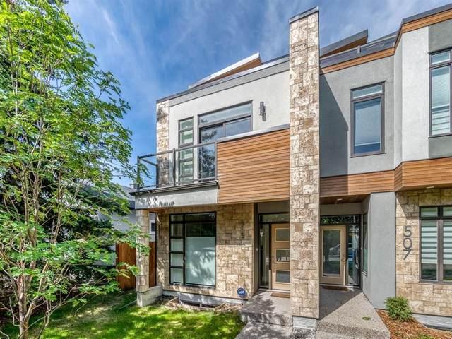 505 9A Street NE, Calgary, AB T2E 4L3 (#A1121646) :: Calgary Homefinders