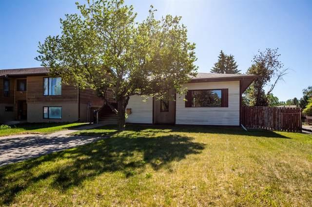 51 Red Crow Boulevard W, Lethbridge, AB T1K 5J7 (#A1121656) :: Calgary Homefinders
