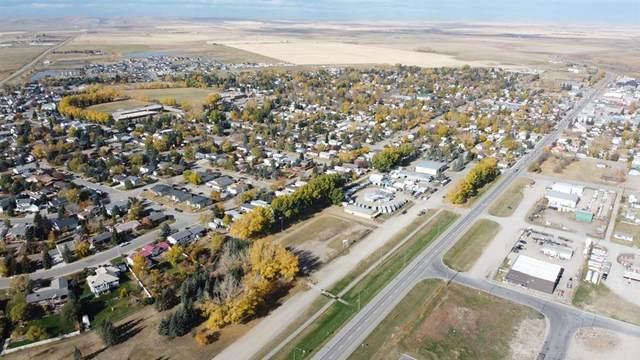 2605 21st Avenue, Nanton, AB T0L 1R0 (#A1121693) :: Calgary Homefinders