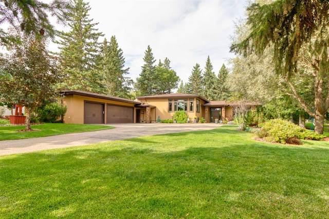 5 Sunnyside Crescent, Red Deer, AB T4N 0E8 (#A1121770) :: Western Elite Real Estate Group