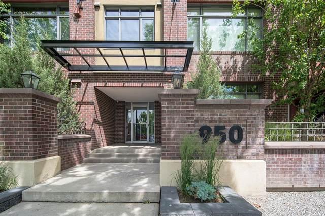 950 Centre Avenue NE #335, Calgary, AB T2E 0P3 (#A1121925) :: Western Elite Real Estate Group
