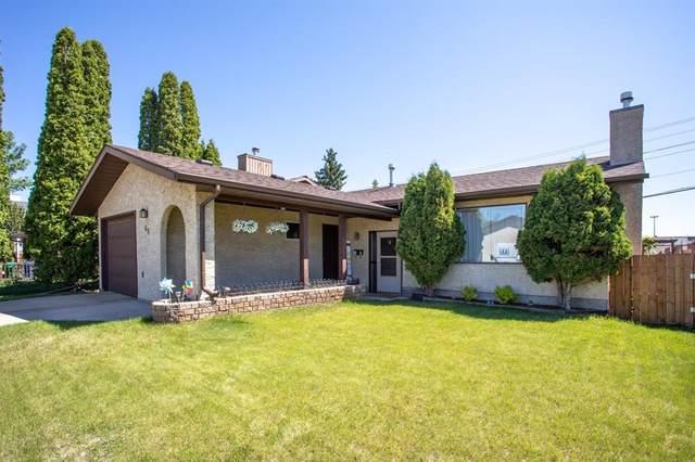 45 Hallgren Avenue, Red Deer, AB T4N 6P1 (#A1122094) :: Western Elite Real Estate Group