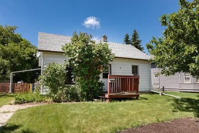 5008 52A Street, Camrose, AB T4V 1W8 (#A1122332) :: Calgary Homefinders