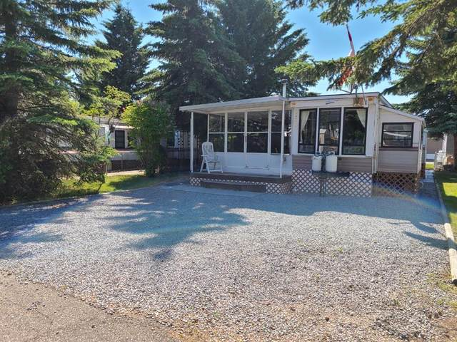 113 Carefree Resort, Rural Red Deer County, AB T4G 0K6 (#A1122464) :: Canmore & Banff