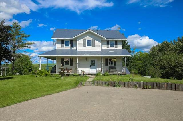25412 Township Road 381A, Rural Red Deer County, AB T4E 1G3 (#A1122785) :: Canmore & Banff