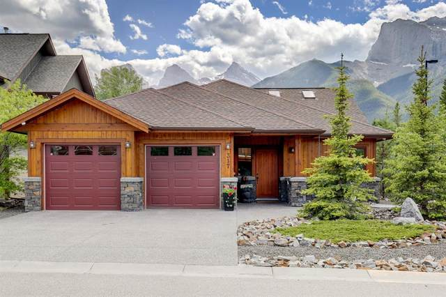 317 Willow Pointe, Canmore, AB T1W 3K3 (#A1124541) :: Canmore & Banff
