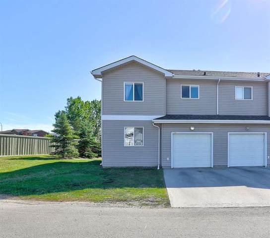 8640 103 Avenue F101, Grande Prairie, AB T8X 0C3 (#A1124638) :: Calgary Homefinders