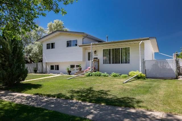 4108 65 Street, Camrose, AB T4V 3L4 (#A1124673) :: Calgary Homefinders