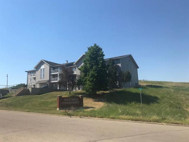 8530 99 Avenue #101, Peace River, AB T8S 1Y2 (#A1125366) :: Calgary Homefinders