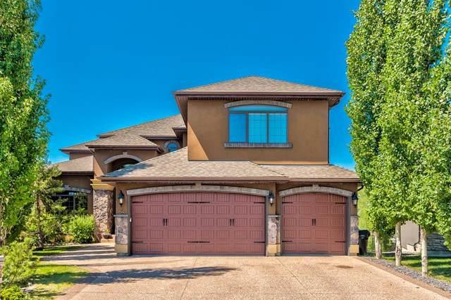 64 Rockcliff Point NW, Calgary, AB T3G 5Z4 (#A1125561) :: Calgary Homefinders