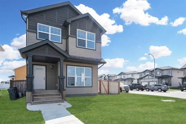 10101 85A Street, Grande Prairie, AB T8X 0R1 (#A1126691) :: Calgary Homefinders
