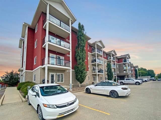 9810 96 Street #107, Grande Prairie, AB T8V 7T9 (#A1126715) :: Calgary Homefinders