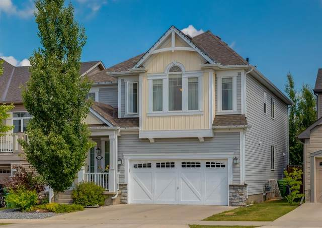 2012 Windsong Drive SW, Airdrie, AB T4B 0P6 (#A1127088) :: Calgary Homefinders