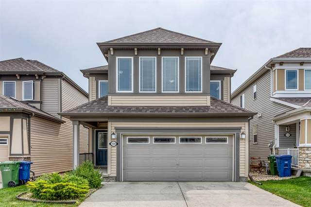 154 Windridge Road SW, Airdrie, AB T4B 2R4 (#A1127540) :: Calgary Homefinders