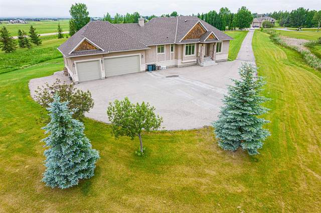 105 Sterling Springs Crescent, Rural Rocky View County, AB T3Z 3J7 (#A1127630) :: Calgary Homefinders
