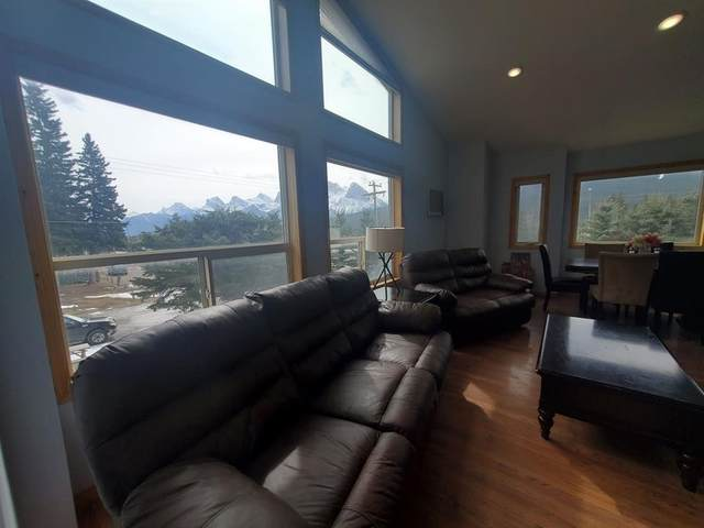 59, 60, 61, 62 Harvie Heights Road, Harvie Heights, AB T1W 2W2 (#A1127856) :: Canmore & Banff