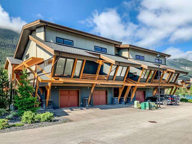 105 Stewart Creek Rise #801, Canmore, AB T1W 0G6 (#A1128053) :: Canmore & Banff