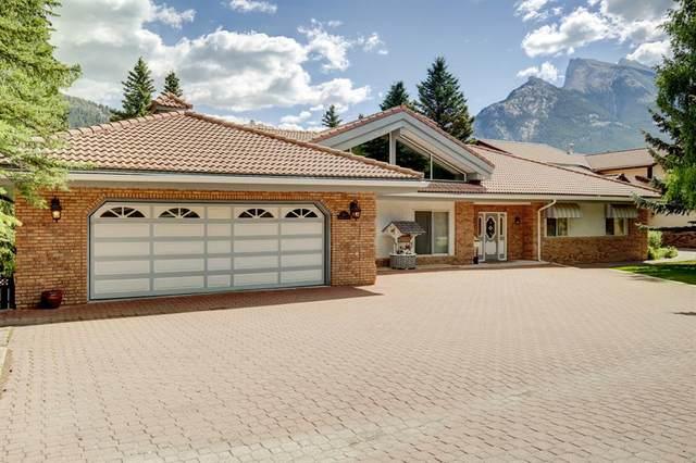 100 Mountain Lane, Banff, AB T1L 1A4 (#A1128086) :: Canmore & Banff