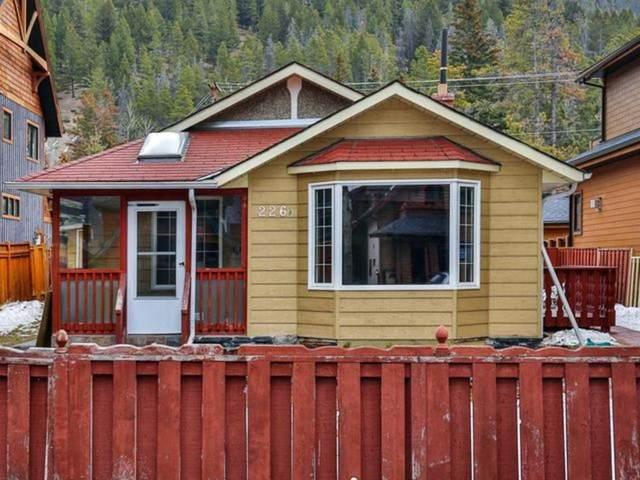 226 Otter Street B, Banff, AB T1L 1B1 (#A1128099) :: Canmore & Banff