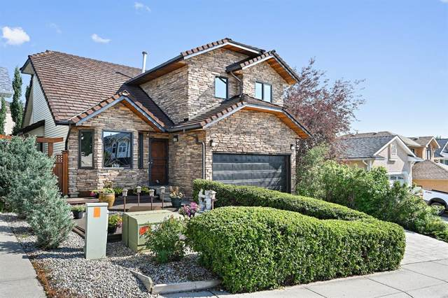 139 Christie Park Hill SW, Calgary, AB T3H 2V5 (#A1128424) :: Calgary Homefinders