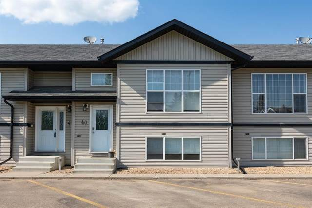 4702 53 Avenue #40, Camrose, AB T4V 1K6 (#A1128487) :: Calgary Homefinders